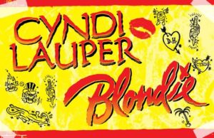 A DAY ON THE GREEN - BLONDIE AND CYNDI LAUPER