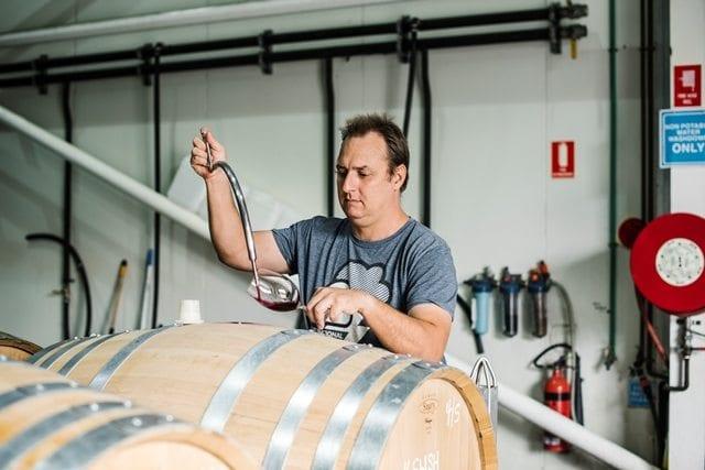 De Iulius Wines Hunter Valley Shiraz Masterclass with iHop Hunter Valley
